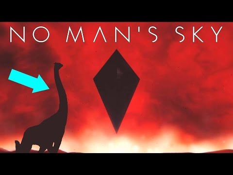 NO MAN'S SKY GAMEPLAY PS4 - RARE CREATURES & MATERIALS ON RARE PLANETS