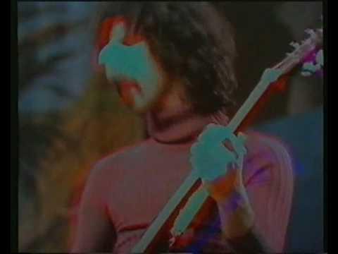 Frank Zappa Magic Fingers (200 Motels rip)