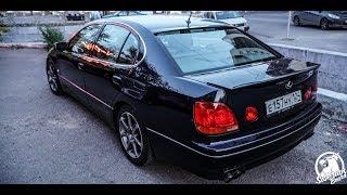 4.3 ЛИТРА Японской радости! LEXUS GS430 V8