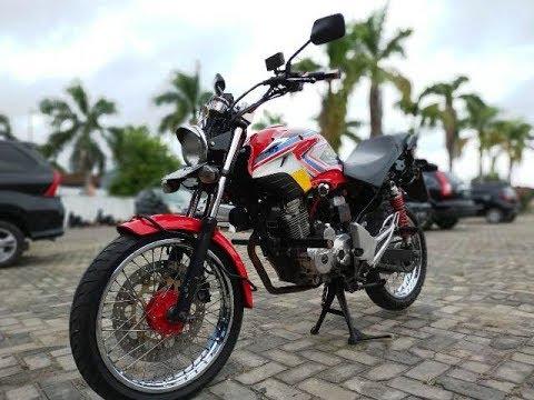 MenolakPunah #1 Honda Tiger Revo stelan Touring ke Sabang