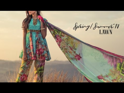 ac552d6728 Kapray LAWN 2017 Collection With Price - YouTube