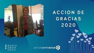 Acción de Gracias 2020