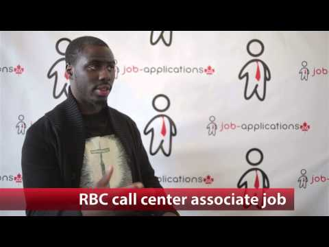 Royal Bank of Canada Call Centre Associate Job