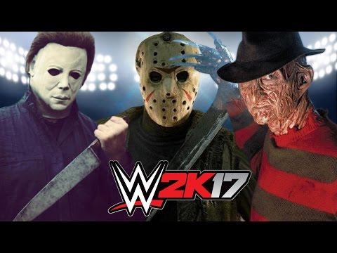 Jason Voorhees vs Michael Myers vs Freddy Krueger vs Gh ...