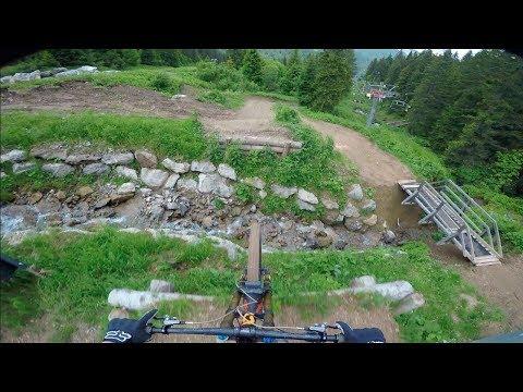 Chatel Bikepark Ouverture