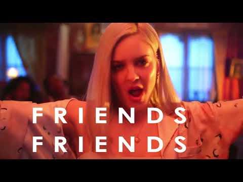 Marshmello & Anne Marie   FRIENDS Music Video  Lyrics