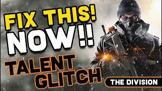 The Division - Massive Bug//Glitch//Hack//Cheat// On any Build.