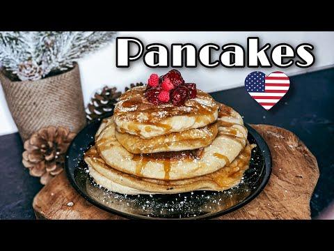 pancakes-fluffy-amÉricain---recette-n°7---facile-&-rapide---débutant