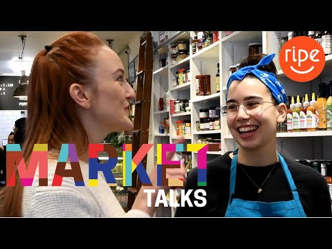 MAKING VEGAN BREAKFAST SANDWICHES & INTERVIEW NYC @ ORCHARD GROCER & DELI | THE PLANT BASED REVIEW