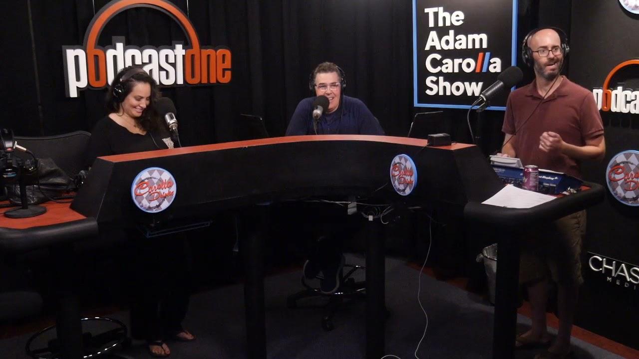 Bald Bryan & Gina Grad (7.26.21) - The Adam Carolla Show