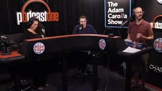 Bald Bryan \u0026 Gina Grad (7.26.21) - The Adam Carolla Show