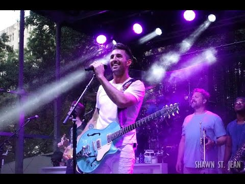 Jake Owen - American Country Love Song | Live in Madison Square Park NYC