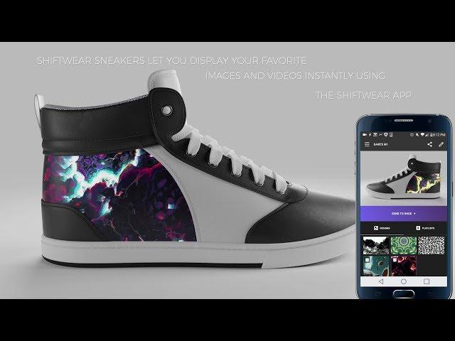 Shiftwear Sneakers: 2017 Reveal - YouTube