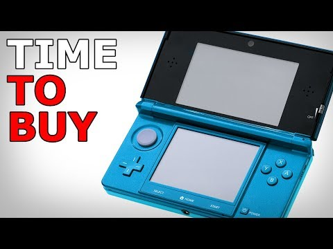 Time to Buy: Nintendo 3DS