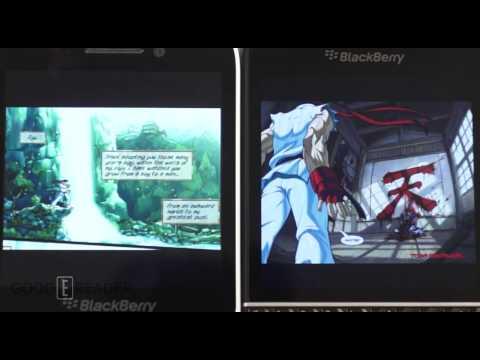 Blackberry Q5 vs Blackberry Q10 Comparison