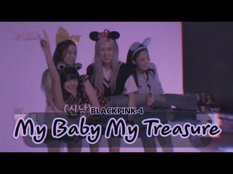 BLACKPINK - - my baby my treasure `XMASwu 7%