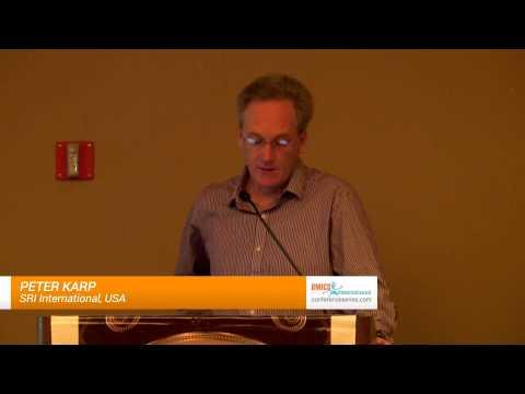 Peter D Karp  SRI International   USA   Metabolomics 2014   OMICS International