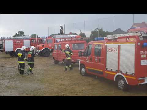 truck shower fire truck shower gwczyce 2017 youtube
