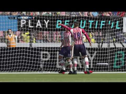 FIFA 16 Pro Clubs - ACL Playoffs Semifinal Prolific Futbol vs Hecho En Mexico