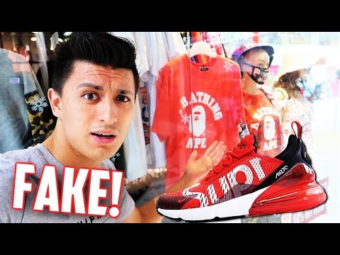 5cf51897211 Repeat EXPOSING FAKE YEEZYS AT THE MALL! by SneakerTalk - You2Repeat