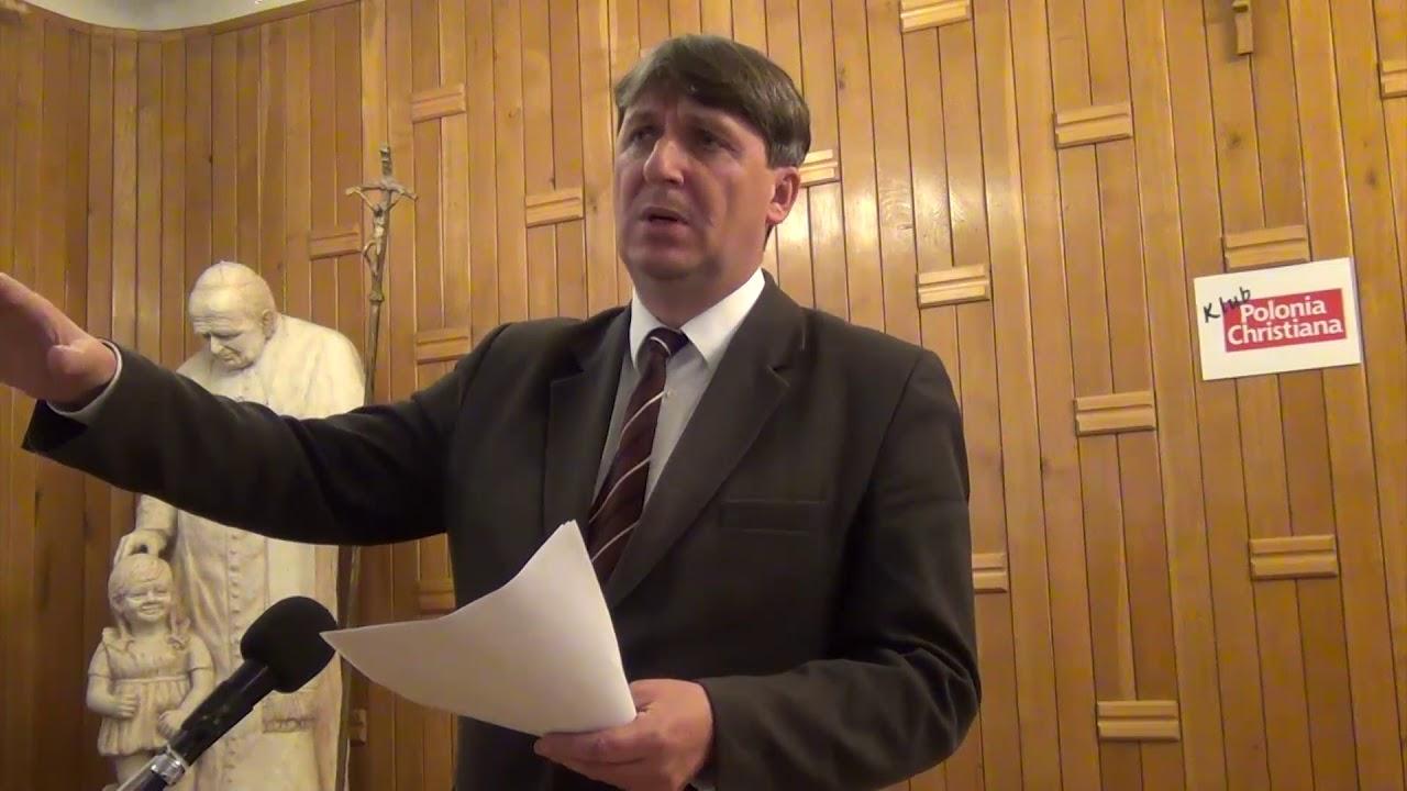 Prof. Paweł Skrzydlewski: Cywilizacyjne podłoże rewolucji protestanckiej