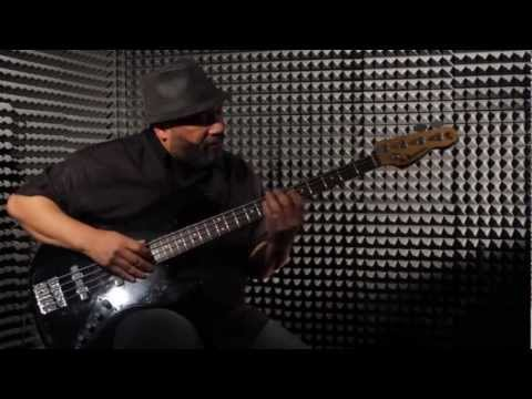 Mr Bassman Bass Guitar Commercial Feat: Lamont Johnson