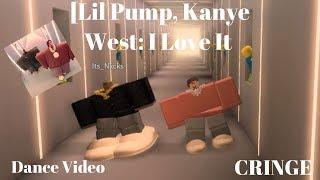 Lil Pump, Kanye West: I Love It [ROBLOX]