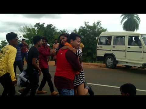 Sambalpuri song video rikshawala sutingi..... BORDA thana chhak(6)