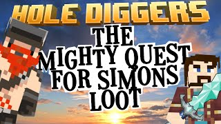 Minecraft - The Mighty Quest For Simon