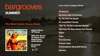 Bargrooves Summer - Album Sampler