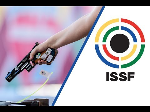 25m Rapid Fire Pistol Men Final - 2018 ISSF World Cup in Guadalajara (MEX)