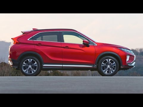 New 2017 Mitsubishi Eclipse Cross - interior Exterior and Drive
