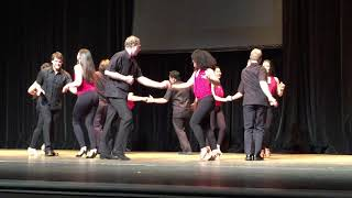 UGA Salsa Club Performance Group - 2018 Dancing With the Athens Stars Fundraiser