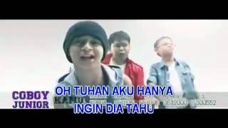 "Coboy Junior Kamu (Vidio Clip Lyrics)"""