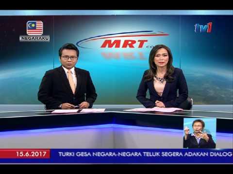 MRT CORP DIANUGERAH PAKEJ KERJA S-203 RM342.18J KEPADA IJM CONSTRUCTION [15 JUN 2017]
