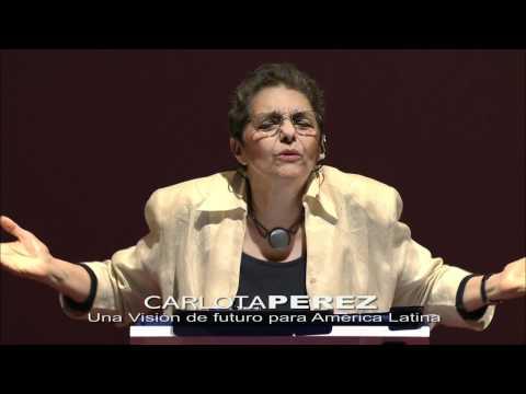 Una visión de futuro para América Latina: Carlota Pérez at TEDxCiudadDelSaber