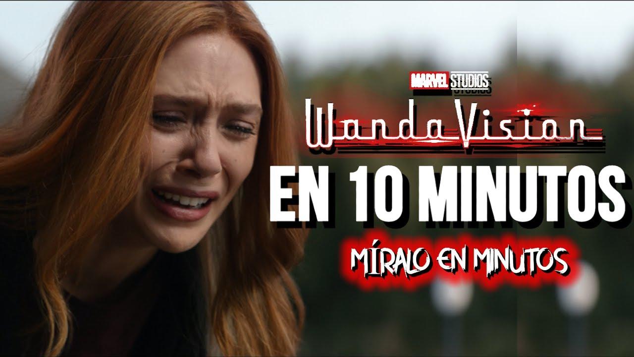 WandaVision (Capítulo 8) EN MINUTOS