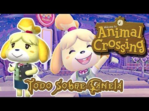 Datos y curiosidades sobre Canela /Isabelle (Animal Crossing New Leaf)