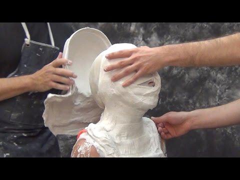 Lifecasting And Mold Making: Plaster Bandage Tips