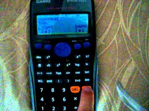 secret game on scientific calculator