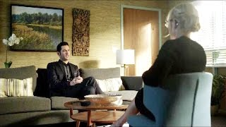 Lucifer 2x12 Lucifer Talks with Therapist about The Kiss & Chloe Season 2 Episode 12