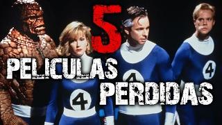 """5 Películas """"perdidas"""" que nunca vimos en el cine │NightCrawler"""