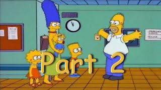 The Simpsons - S04E18 - So It Has Come To This The Simpsons Clip Show - Part 2