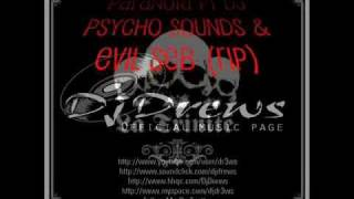 Dj Drews - Paranoïa Ft Dj Psycho Sounds & Evil Seb (r.i.p)