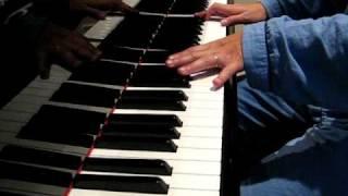 An Jing  安静 By Jay Chou. Piano