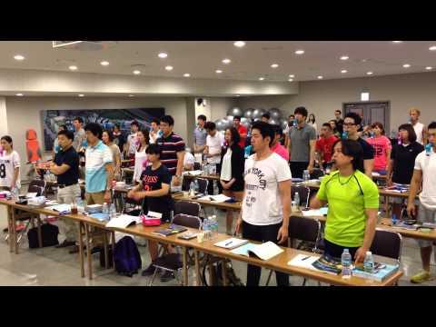 ActiBreathe Day 1 Master Trainer Workshop, Seoul - POWERbreathe