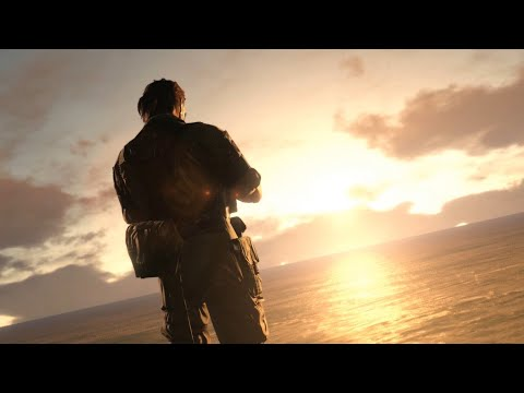 Metal Gear Solid V OST - A Phantom Pain [Extended]