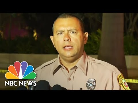 Miami Bridge Collapse Moves From 'Rescue To Recovery,' Police Say   NBC News