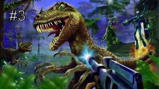 turok dinosaur hunter hd remaster walkthrough part 3