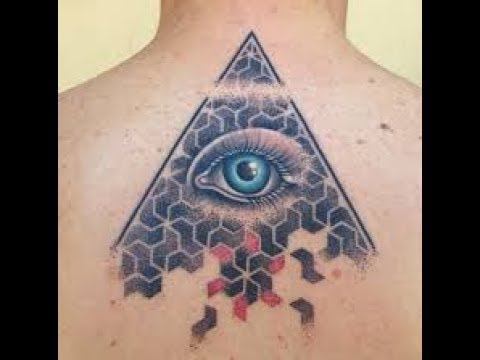 pyramid eye tattoo designs YouTube